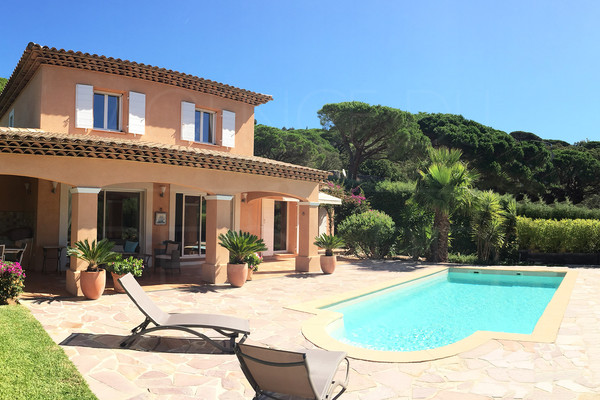 house for sale in gaou bénat - var - cote d'azur - 4 bedrooms - swimming pool - private domain